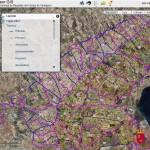 Visor GIS de la CRCC