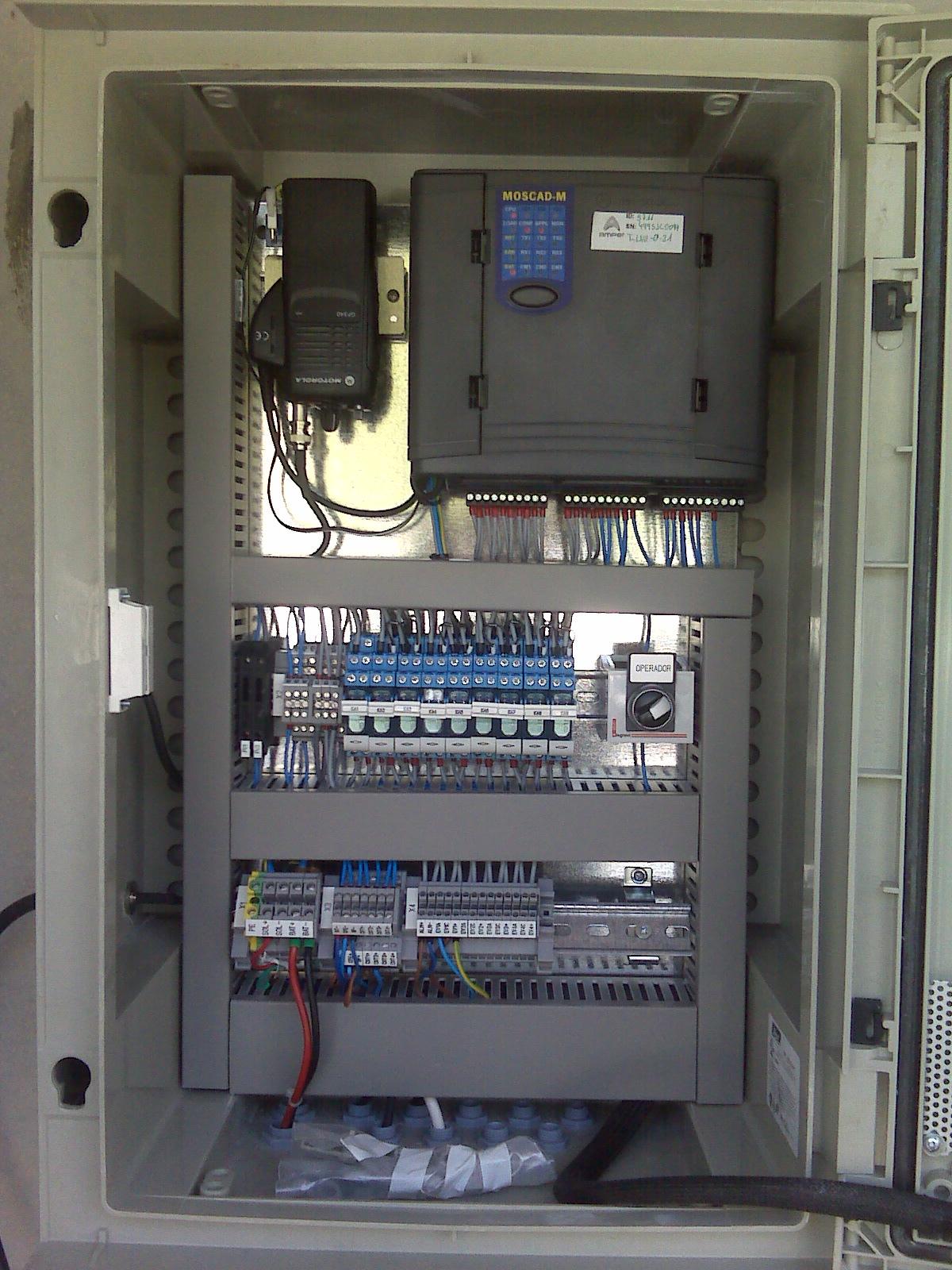 Unidad de control remoto (RTU)