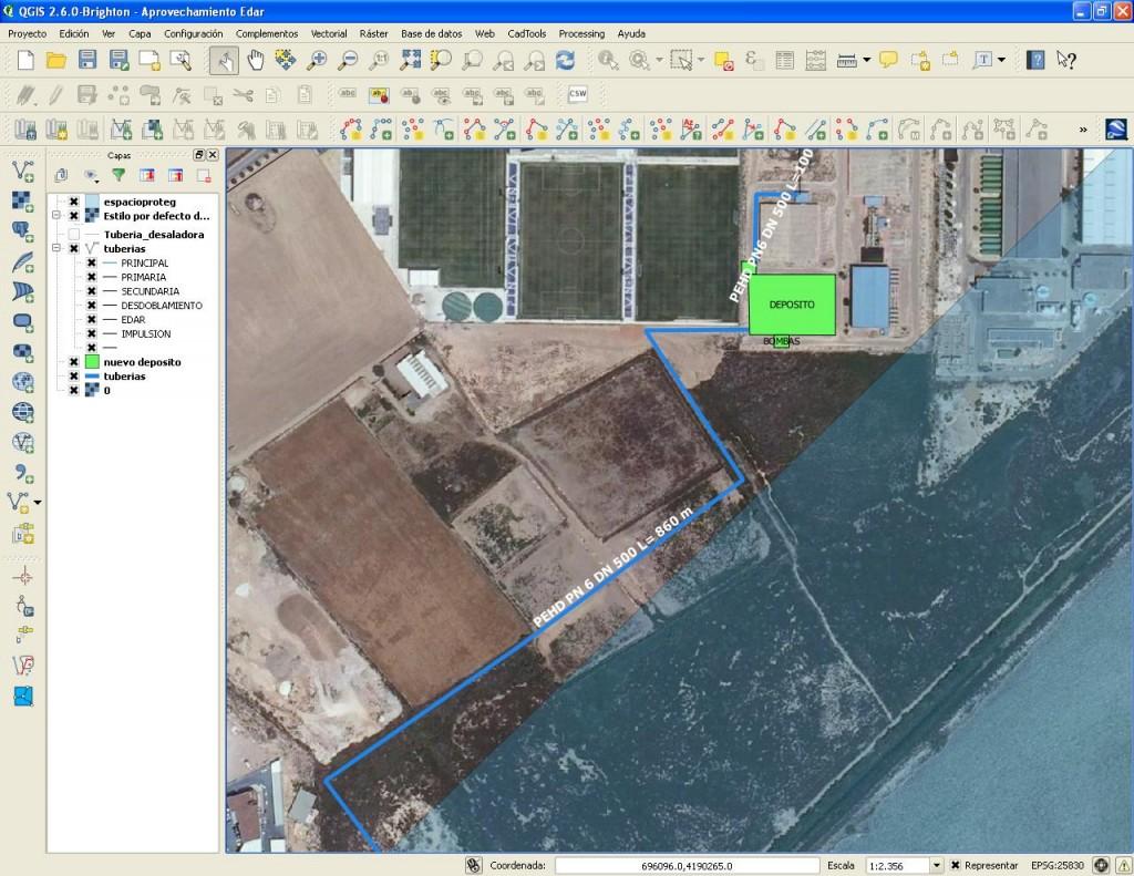 QGIS. Sistema de Información Geográfica