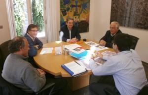 Reunión Fomento-CRCC