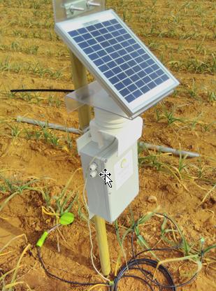 Muestra estación - sondas